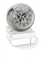 8102m Analogowy zegar biurkowy
