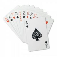 8614m-04 Karty do gry w pudełku