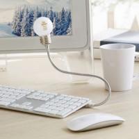 8616m-06 Lampka USB w kształcie żarówk