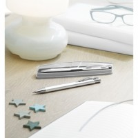 8631m-16 Aluminiowy długopis w etui