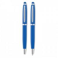 8758m-04 Zestaw: aluminiowy długopis z