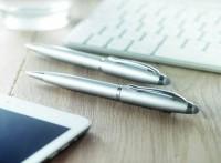 8758m-16 Zestaw: aluminiowy długopis z
