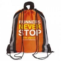 8774m-10 Plecak typu worek lub torba odblaskowy