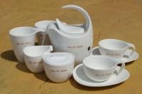 S_302 SWAN Set serwis do kawy