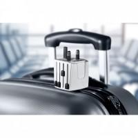 8841m-06 Adapter podróżny z normami bezpieczeństwa