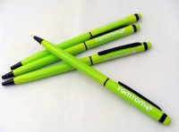 8892m-48 Przekręcany długopis touch pen