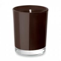 9030m-01 Mała szklana świeca