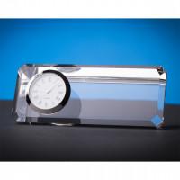 21862p przycisk do papieru z zegarem