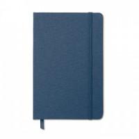9046m-04 Notatnik w tekstylnej oprawie