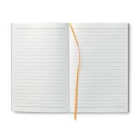 9100m-10 Notes A5 z kolorowym brzegiem linia