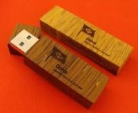 3500usb 32GB 3.0 Pamięć USB w obudowie z drewna - promocja