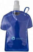 10049302f Bidon płaski na wodę z nadrukiem koszulki piłkarskiej Goal