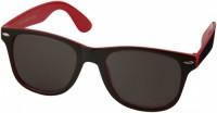 10050002f Okulary przeciwsłoneczne Sun Ray – czarne z kolorowymi wstawkami