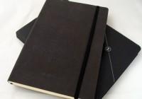 10707900f Notes A5 z uchwytem na długopis LINIE