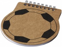 10709200 Notes Score w kształcie piłki nożnej