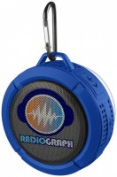 10831001f Wodoodporny głośnik Bluetooth® Splash