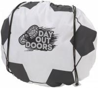 12034000f Plecak w kształcie piłki nożnej