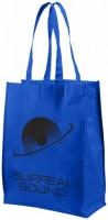 12034603 Średniej wielkości laminowana torba na zakupy Conessa