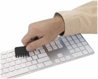 13427300f Silicone Keyboard Brush-BK