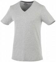33021965f Męski T-shirt Bosey z krótkim rękawem z dekoltem w serek XXL Male
