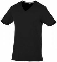 33021992f Męski T-shirt Bosey z krótkim rękawem z dekoltem w serek M Male