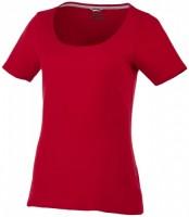 33022285f Damski T-shirt Bosey z krótkim rękawem i dekoltem XXL Female