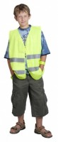 AP826001-02c dziecięca kamizelka odblaskowa