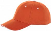 38656330f 6-panelowa czapka typu sandwich Brent Unisex