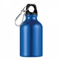 8287m-04 Butelka aluminiowa z karabińczykiem 300ml