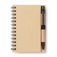 8759m-13 Notatnik A7 z długopisem 40 ka