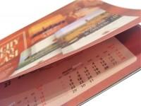 MS-FSCi Podkładka pod mysz z kalendarzem indywidualnym