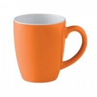 9242m-10 Kolorowy kubek ceramiczny