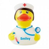 9263m-03 Kaczka-pielęgniarka z PVC