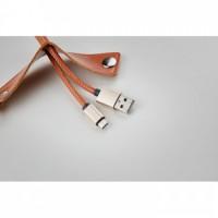 9291m-01 Brelok z kabelkami ładującymi