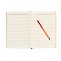 9348m-10 Zestaw notes A5 z długopisem touch