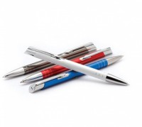 M ZD1 czarny MOOI Długopis metalowy w czarnym etui