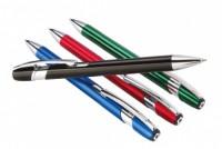 GE ZD2 GENIUS Długopis metalowy w etui z weluru