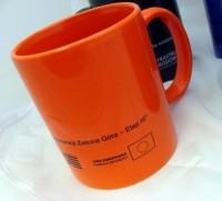 M_054 166 TOMEK CLASSIC kubek pomarańczowy (M_054 166)