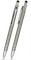 BT ZD1 srebrne BOND touch pen w srebrnym etui