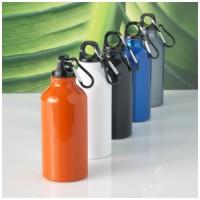 10000210f Bidon z karabińczykiem 400ml wolne od BPA