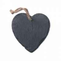 9359m-03 Zawieszka świąteczna serce