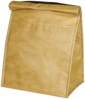 12039601f Izolowana torba na lunch lub 12 puszek Paper Bag