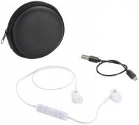 12394201f Sluchawki bezprzewodowe Bluetooth® Sonic w etui