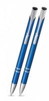 CS OD Z14 2el Zestaw Cosmo Slim długopis i ołówek w przezroczystym etui