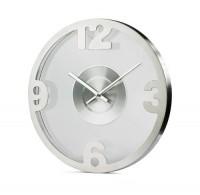 03049a Zegar ścienny CYFRY
