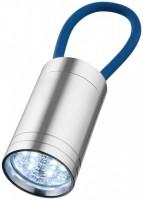 10432100f Vela latarka z 6 diodami LED z błyszczącym paskiem
