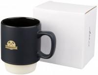 10053900f Kubek ceramiczny 420ml z kartonikiem