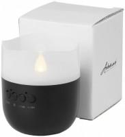 12400200f Candle Bluetooth Speaker-BK