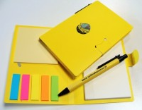 AP741873c Notes KOLOR 70-kartek z długopisem eko