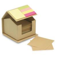 7304m Kartonowe pudełko w kształcie domu